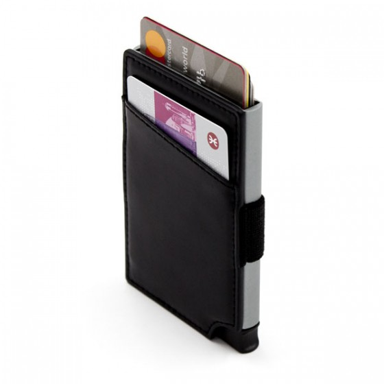 WALLY CARTA RFID CARD HOLDER & MONEY STRAP