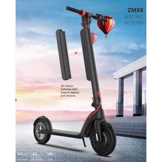 ZMX8 ELECTRIC SCOOTER