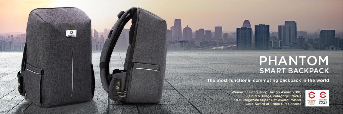PHANTOM Smartest Backpack